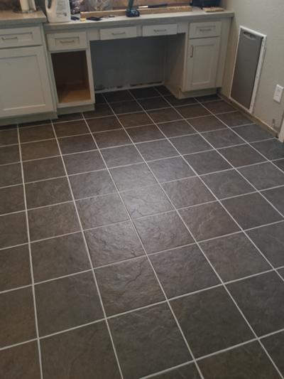 Tile Color Sealing